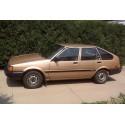COROLLA Limousine und Compact (AE80/AE82) Baujahr 1983 - 1987